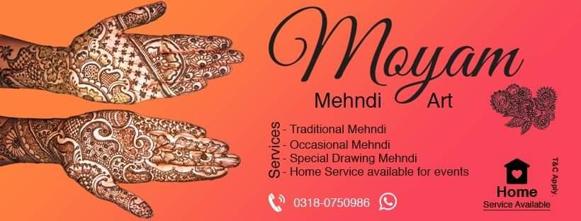 Moyam Mehandi Art